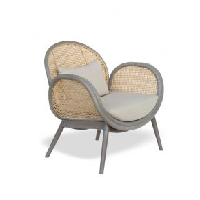 ELWOOD LOUNGE CHAIR