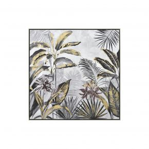 WALL DECO GREEN FOREST RIGHT 100X100CM