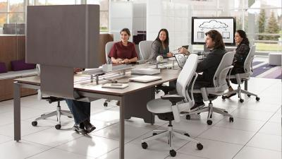Ergonomics & Healthy Working Chair, Steelcase Collection!